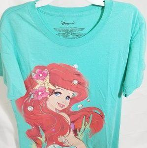 Little mermaid Big girls tee